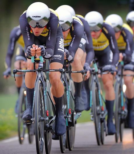 LottoNL-Jumbo stuurt drie renners weg van trainingskamp