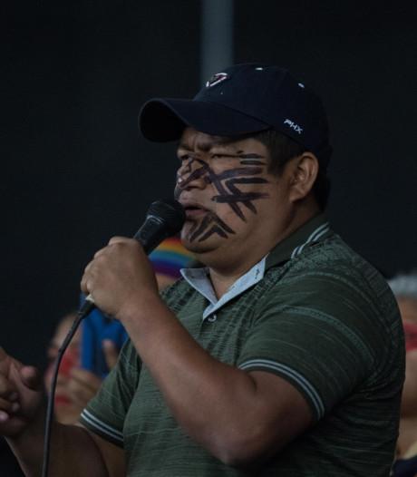 President Ecuador willigt eisen demonstranten in, protesten beëindigd