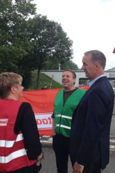FNV: 750 stakers bij DAF in Eindhoven, DAF meldt 'lagere' productie