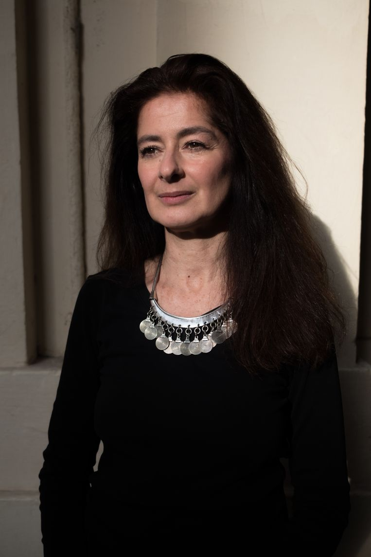 Corinne Vella, een van de drie zussen van Caruana Galizia.  Beeld Joanna Demarco