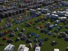 Wegvallen grote evenementen slaat gat in begroting Stadscamping: 'De nood is best wel hoog'