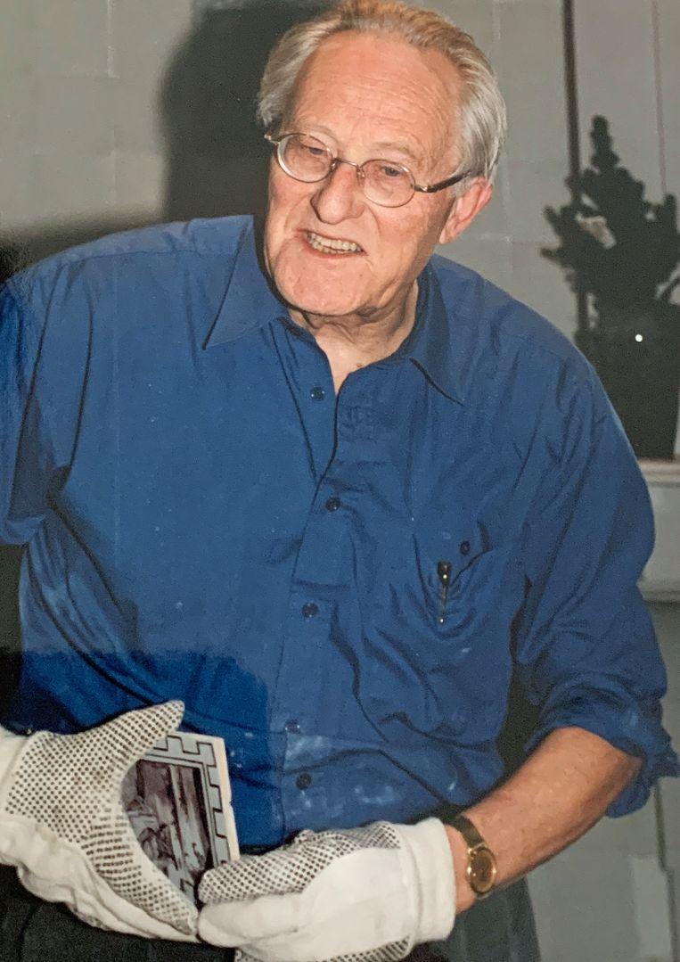 Pieter-Jan Tichelaar Beeld