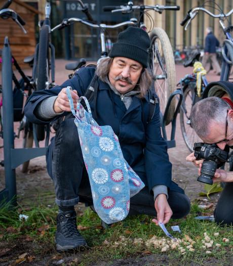 Afval op de straten in Arnhem is niet alleen rommel, maar ook kunst