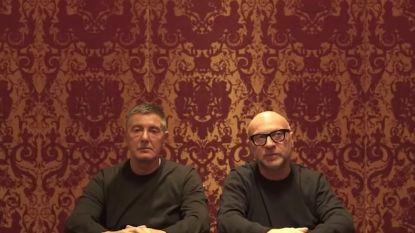 Dolce & Gabbana bieden excuses aan na racismerel