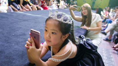 Grote aandeelhouders Apple bezorgd over gebruik iPhone door kinderen