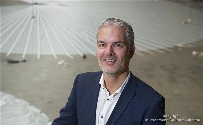Directeur van Flexxolutions, Martin Nieuwmeijer