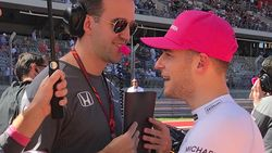 """Onze F1-watcher sprak met Vandoorne: """"Ik kon tenminste al een paar tegenstanders aanvallen. Dan weet je waarvoor je meerijdt..."""""""
