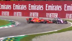 """""""Puur amateurisme"""": Vettel zwaar aangepakt na bedenkelijk manoeuvre"""