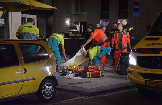Op het Noordereiland werd afgelopen zomer de 42-jarige Ergin Başakçi uit Hellevoetsluis doodgeschoten.