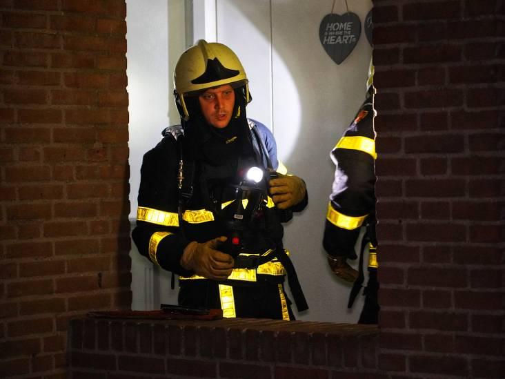 Twee katten omgekomen bij woningbrand in Rijen