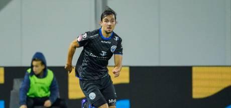 """Mats Deijl mist de fans bij FC Den Bosch: ,,Zij zijn de olie waarvan je harder gaat lopen"""""""