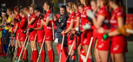 Les Red Panthers s'inclinent devant les Pays-Bas pour leur 9e match de Pro League