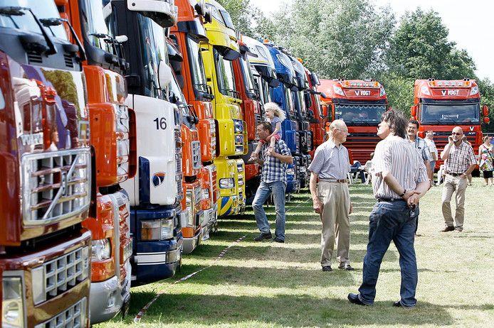 Truckfestivals in ons land worden goed bezocht.
