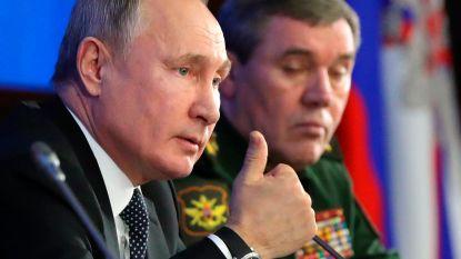 Rusland neemt nieuw hypersonisch wapen in gebruik