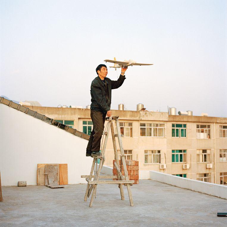 Uit Xiaoxiao Xu's boek Aeronautics in the Backyard. Beeld Xiaoxiao Xu