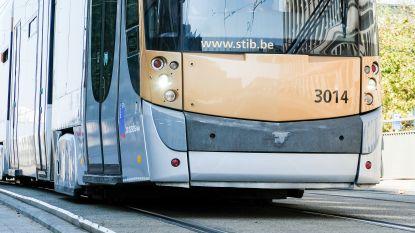 Boze passagiers slaan Brusselse tramchauffeur werkonbekwaam