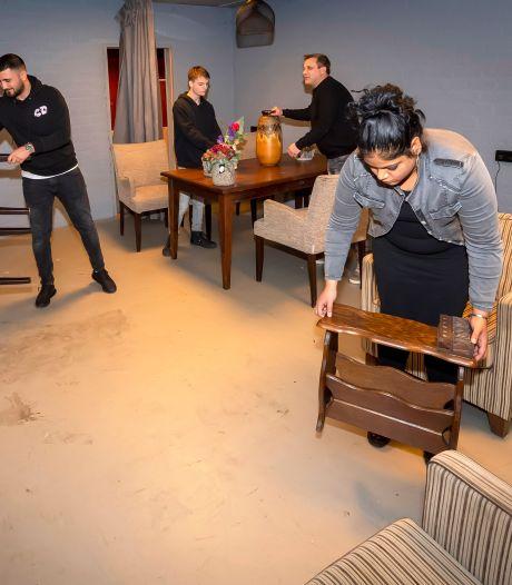 Bier weg, kringloopspullen erin: café krijgt nieuwe functie