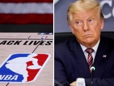 "Donald Trump: ""La NBA est devenue une organisation politique, les gens en ont marre"""