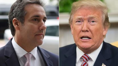 Voormalige advocaat van Trump nam in het geheim gesprek met president op over betaling ex- Playboymodel