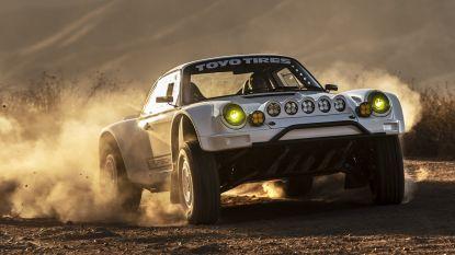 Rally-Porsche 911 voor openbare weg in productie: 587.000 euro