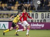 Invaller Seuntjens schiet AZ naar overwinning op Roda JC