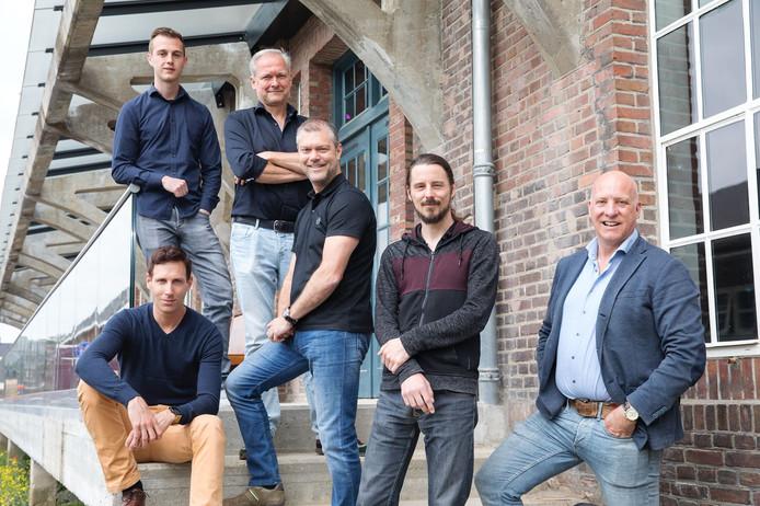 Ook de reclamemakers van DOCK14 (voorheen Mallens+Markhorst) hebben hun intrek in het hoofdgebouw van KVL genomen.
