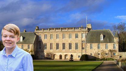 """Lijfstraffen, pesten en pedofilie: Nederlandse graaf Claus (16) naar Schotse kostschool die prins Charles """"een absolute hel"""" noemde"""