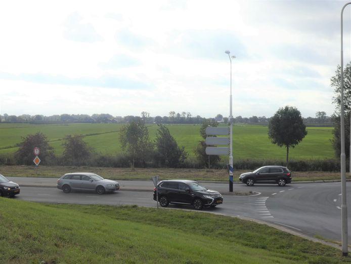 Op de weilanden ten zuiden van de N210, deels Lopiks grondgebied, hoopt IJsselstein een nieuwe woonwijk te realiseren.