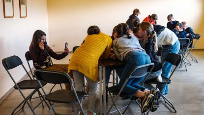 Tieners ontsnappen uit 'escape room' in bib