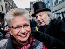 Scrooge ontbreekt: 'Hij wenst vanuit het ziekenhuis iedereen een goede Dickens toe'