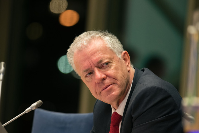 Commissaris van de Koning Leen Verbeek.