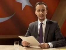 Duitsers tegen vervolging komiek Böhmermann