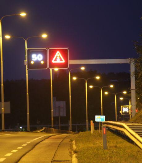 Storing Salland-Twentetunnel: verkeer richting Almelo moet omrijden