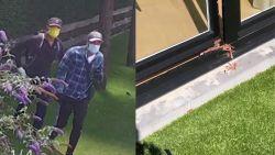 """Ruud Vormer deelt foto's van inbrekers bij zijn huis: """"Domme jongens proberen in te breken"""""""