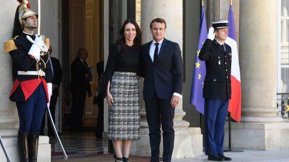 Premier Ardern en president Macron lanceren campagne tegen extremisme op internet