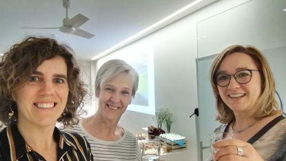 Drie collega's starten 'Vroedvrouwen Waasland'