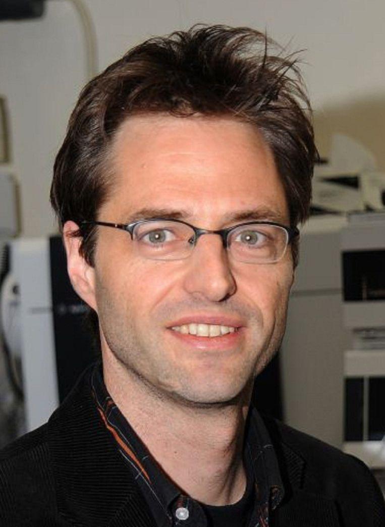 Onderzoeker Thomas Hankemeier Beeld .