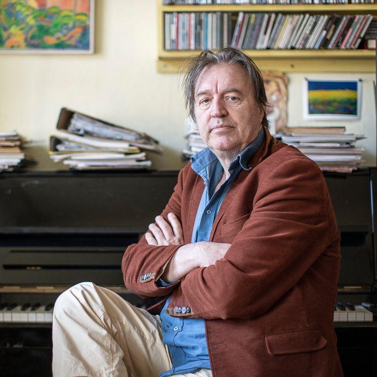 Frank Roffel (62): 'Wie gaat er voor mij zorgen als ik ziek word?' Beeld Harry Cock