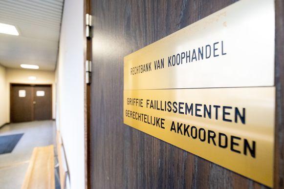 Gerechtsgebouw van MechelenRechtbank van Mechelen Rechtbank van Koophandel Griffie Faillissementen.