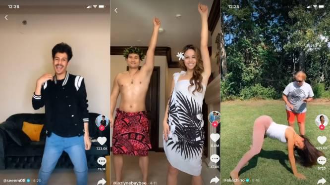 Via TikTok geef je niet alleen je dansmoves prijs, waarschuwt Staatsveiligheid
