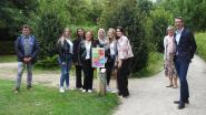 Studenten SNOR creëren 'ontwikkelingswandeling' voor Duffelse parken