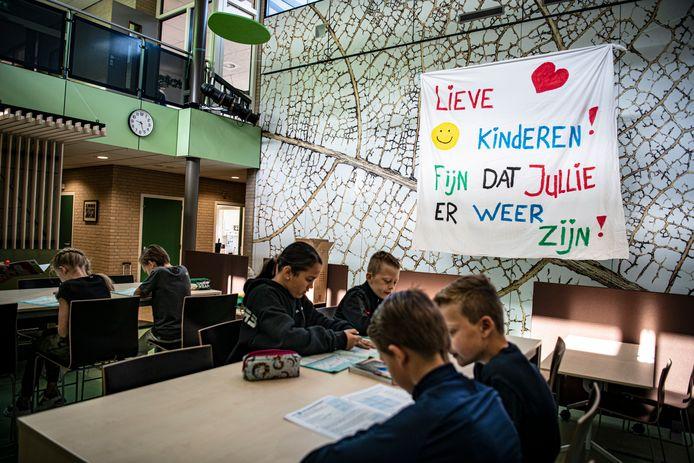 Basisschool De Sporckt in Tilburg.