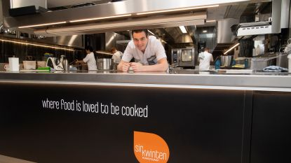 Sir Kwinten haalt eerste Michelinster binnen