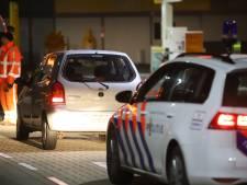 Politie haalt gestolen auto van de A4 bij Den Hoorn
