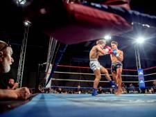 Kickboksgala Nijmegen mikt op regionaal talent