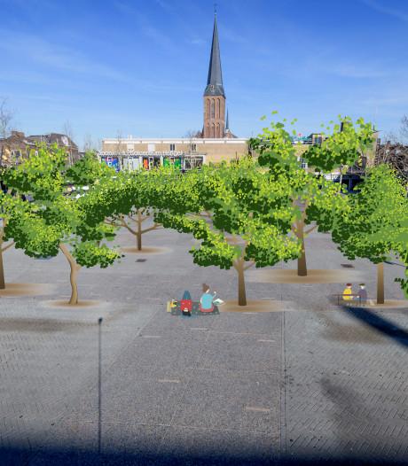 Raad Hengelo wil baas blijven over marktplein