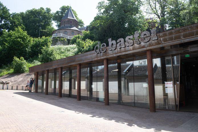 Ingang museum De Bastei.