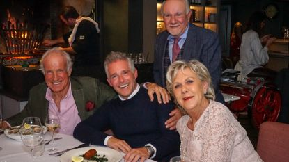 Christoff trakteert zijn redders op etentje (en zijn fans op muzikaal dagboek)