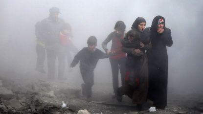 """""""Veertien gevallen van verstikking in Oost-Ghouta"""""""