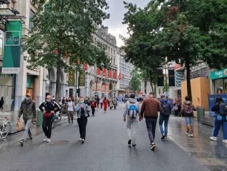 Agressieve winkeldieven op Meir overmeesterd met pepperspray